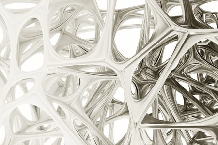 bionic: Rendering abstract bionic structure