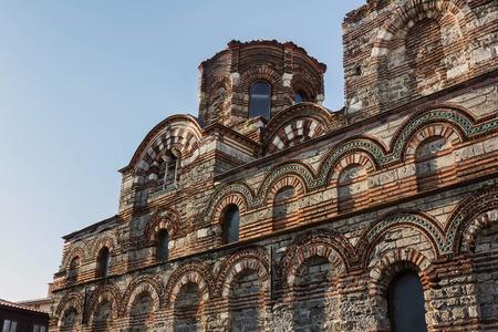Church of Christ Pantocrator in Nessebar, Bulgaria