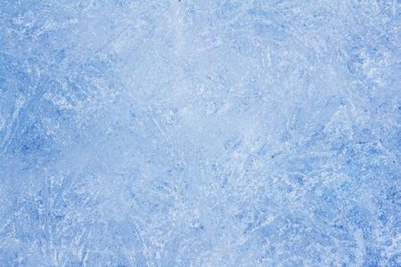 Fond bleu glace