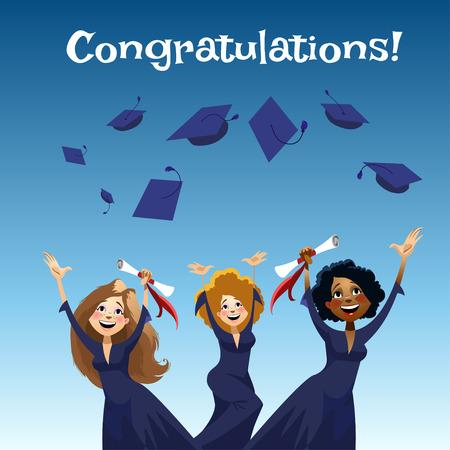 graduated: Graduated students