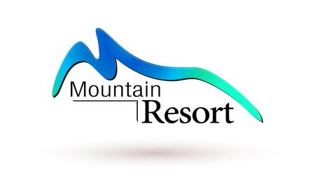 mountaintop: Mountain resort icon