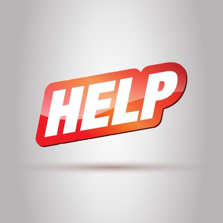 help each other: Help. Help Logo.