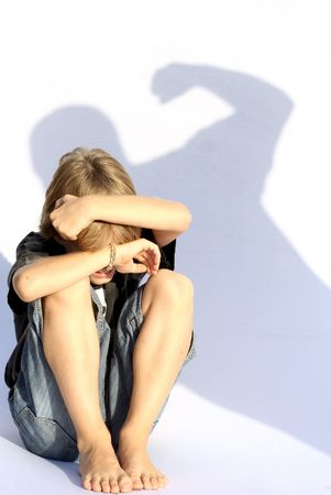 child abuse Stock Photo - 2664610