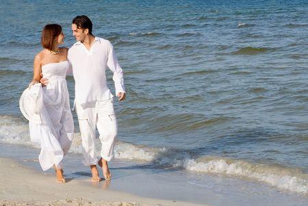 romantic vacation photo