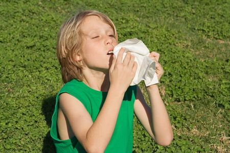 hay fever Stock Photo - 4298653