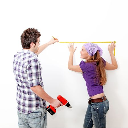 decortating new home photo