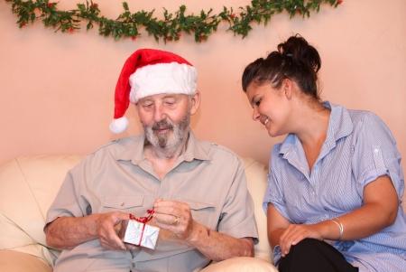 grandaughter: family chrismas gift