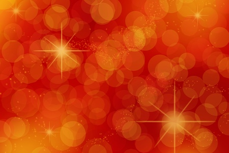 sparkly: christmas lights background