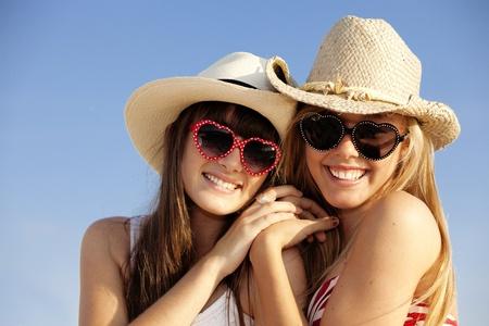 summer teens on vacation Stock Photo - 11409803
