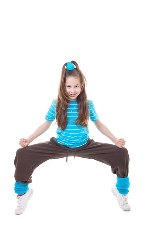 child hip hop dancer dancing street dance