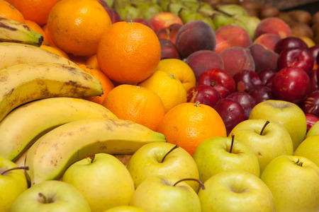 grocers: fresh fruit produce