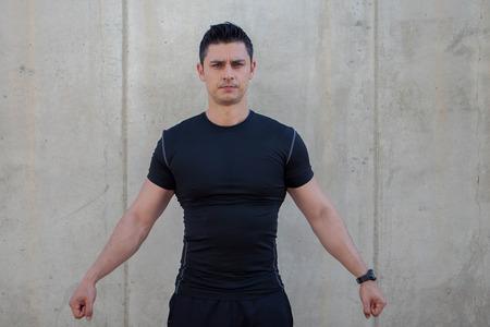 personal fitness trainer Stockfoto
