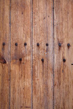 wood grained plank background Stock fotó