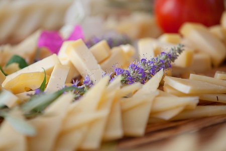 cheese plate healthy dessert or snack