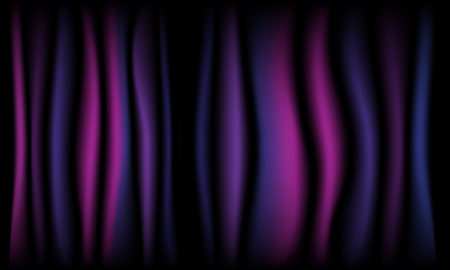 Abstract violet curtain background textures with light and shading with copy space for web banner Vettoriali