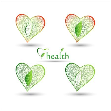 alternative medicine: Green alternative medication concept