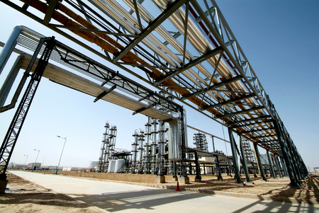 high industrial: Energy companies in the pipeline equipment