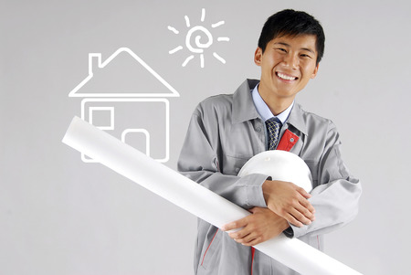 quality home: engineering Stock Photo