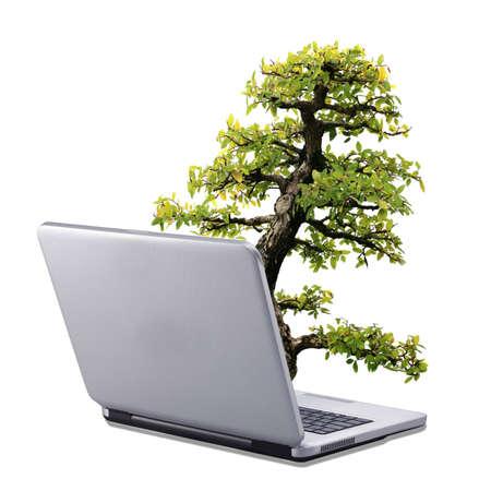 Green-tecnologies Stock Photo