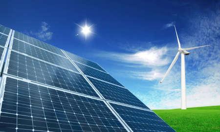paneles solares: Energ�as ecol�gicas # 1
