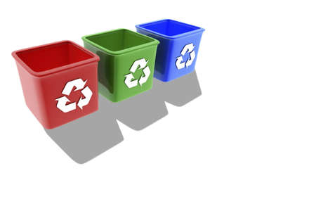 Containers for recycle