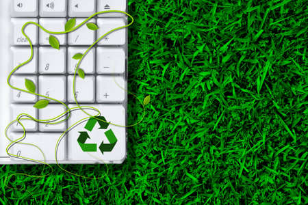 Compatible eco technologies Stock Photo