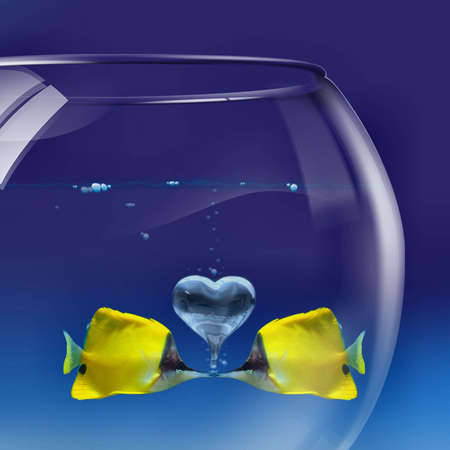 Love under the water
