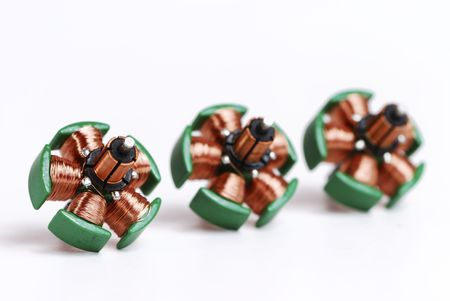 loopy: Inductors for an elctric motor
