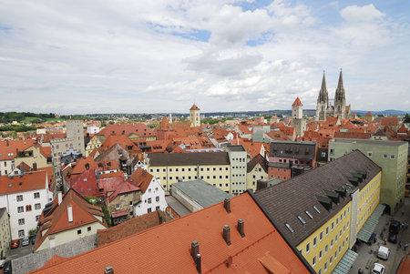 The Site Regensburg in Germany