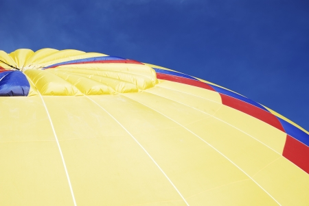 Detail of a hot air balloon Stock Photo - 15885949