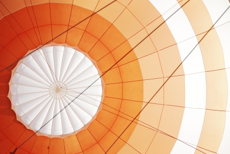 Background of a hot air balloon detail Stock Photo - 16520703