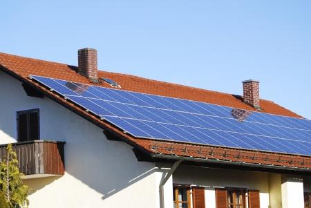 Fotowoltaika - Wytwarzanie energii elektrycznej z paneli słonecznych na dachu