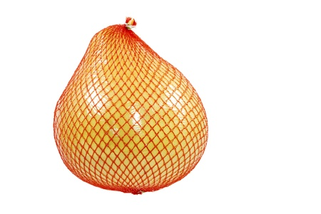 Healthy torpical fruit - honey pomelo photo