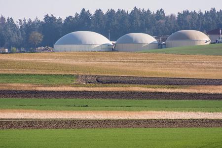 bioenergy: Facility for bio energy production
