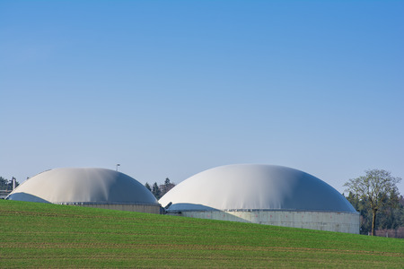 Sustainable resources with bio gas