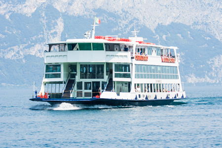 ferry boat: