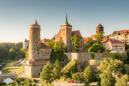 saxony: Historic old town of Bautzen (Saxony, Germany)