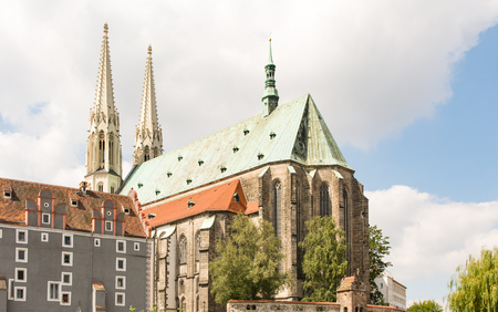 St. Peter and Paul church in Goerlitz (Saxony, Germany)