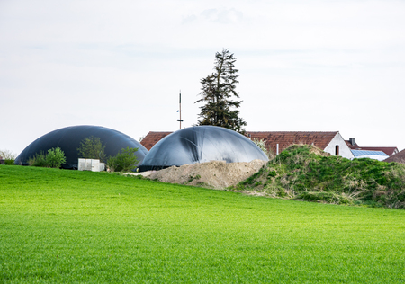 Facility for bio energy production