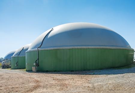 Installation de production de bioénergie