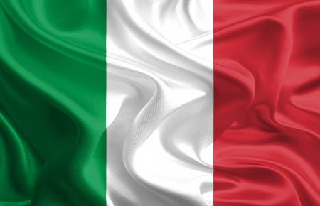 bandera italiana: Tela Bandera de Italia
