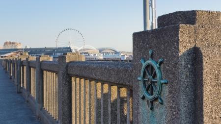 elliot: Seattle Seaport, Alaskan way, Seattle, Washington, USA