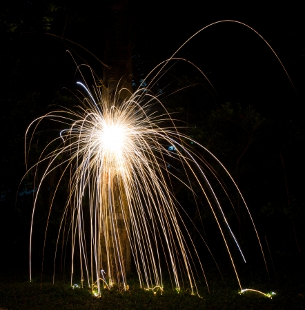 catherine: Catherine wheel  Stock Photo