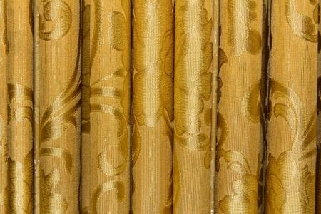 Beautiful curtain Stock Photo - 21989640