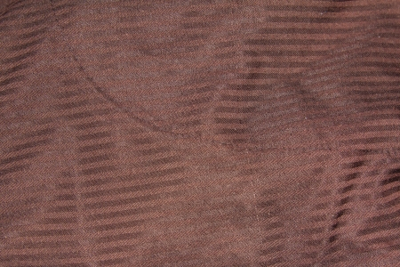shinning: Shinning fabric with brown stripes