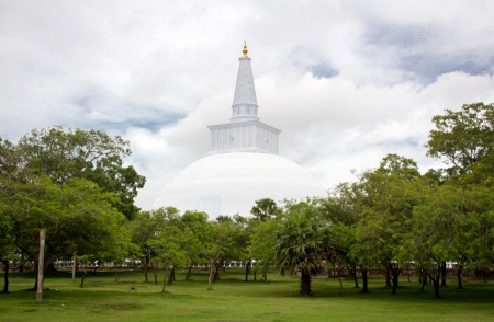 anuradhapura: Ruwanwelisaya, Anuradhapura, Sri Lanka