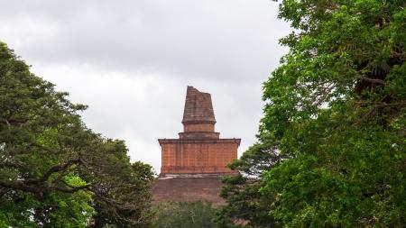 anuradhapura: Jetavaranama dagoba  Anuradhapura, Sri Lanka