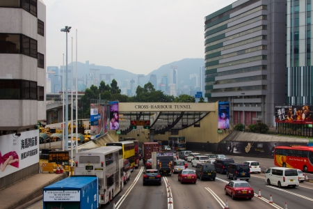 Hong Kong Cross-harbour Tunnel
