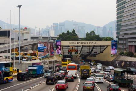 Hong Kong Cross-harbour Tunnel