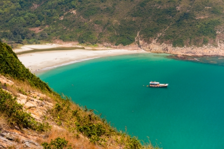 Hong Kong s most famous and beautiful Lok Ke Wan beach photo
